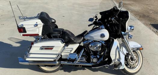 2004 Harley-Davidson FLHTCUI ULTRA CLASSIC ELECTRA GLIDE TOURING BIKE FULLY DRESSED